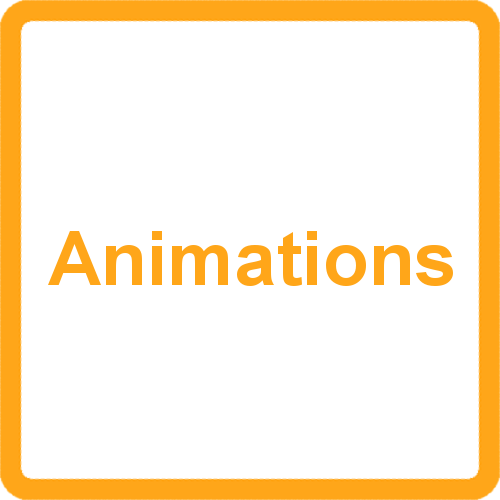 Animations adulte